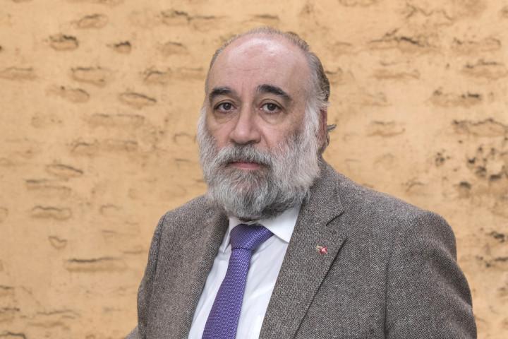 1. Presidente. Paco Santolaya